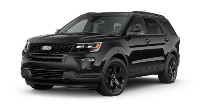 New 2019 Ford Explorer Sport SUV in Manteca
